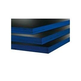 MADERIT PLASTIFICADO 220X110 20MM (PRETO)